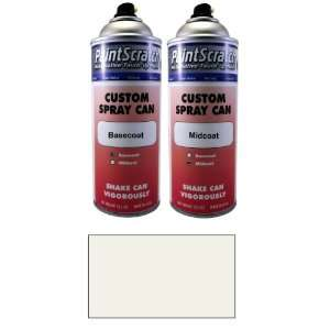 12.5 Oz. Spray Can of White Pearl TriCoat Touch Up Paint