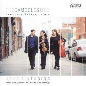 Trios & Quartet for Piano and Strings Joaquin Turina Music