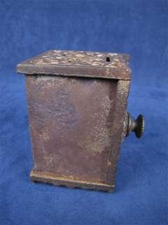 Vintage Kenton Brand Cast Iron Still Safe Bank