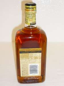 JACOBS WELL BY JIM BEAM RARE DISCONTINUED KENTUCKY JACOBS BOURBON