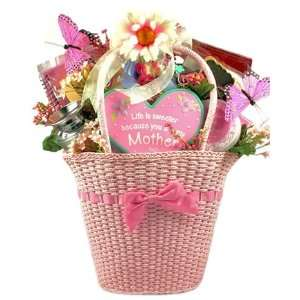 Moms Day Off Mothers Day Gift Basket  Grocery & Gourmet