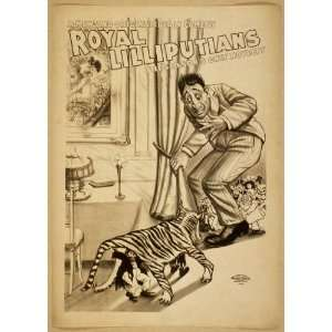 Poster Royal Lilliputians a new and original idea in