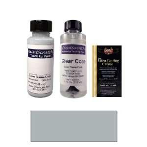 Oz. Silver Metallic Paint Bottle Kit for 1994 Chevrolet S Series (96