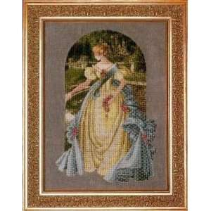 Annes Lace, Cross Stitch from Lavender and Lace Arts, Crafts & Sewing