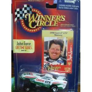 Winners Circle High Performance Die Cast Collectibles   John Force