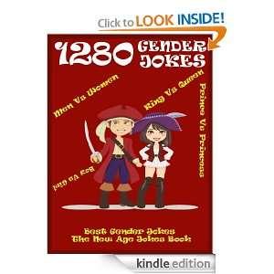 Jokes Gender Jokes : 1280 Gender Jokes: Sham:  Kindle Store