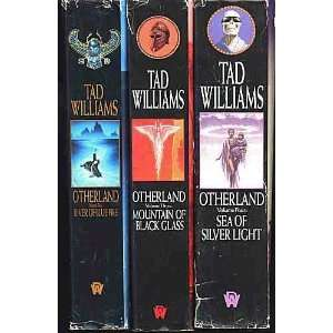 of Black Glass/ Otherland Sea Of Silver LIght Tad Williams Books