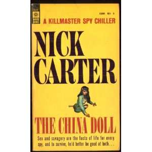 The China Doll (9780426033752) Nick Carter Books