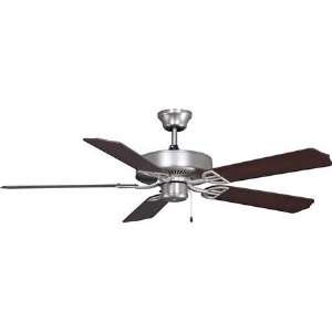 Aire Decor Satin Nickel Energy Star 52 Ceiling Fan