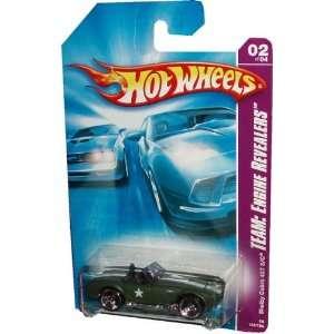Mattel Hot Wheels 2007 Team Engine Revealers Series 164 Scale Die