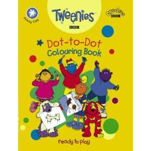 Dot to Dot Colouring Book (Tweenies) (9780563492474