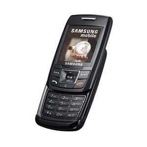 Samsung E250 Unlocked GMRS Cell Phone (Black) Cell Phones