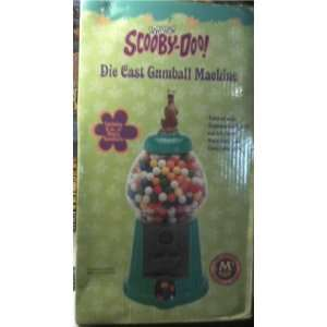 Scooby doo Die Cast Gumball Machine Toys & Games