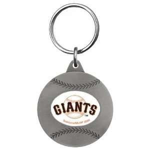San Francisco Giants MLB Baseball Key Tag Sports