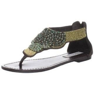 Steve Madden Womens Erinnn Beaded Sandal Shoes