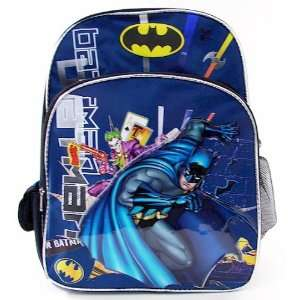 Batman and Joker Blue Backpack Toys & Games