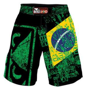 BAD BOY CAPO BRAZIL FIGHT SHORTS BRAND NEW STYLE