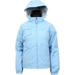 White Sierra Summit Jr Ski Jacket Girls