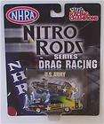 Dodge Charger US Army NHRA Nitro Rods RC2 Drag Racing Mopar Car