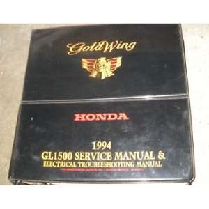 com 1994 Honda Gold Wing GL1500 Service Shop Manual OEM honda Books