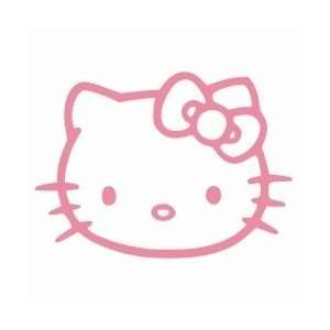 Hello Kitty 3 Girl Bow Decal Sticker Vinyl Car Window