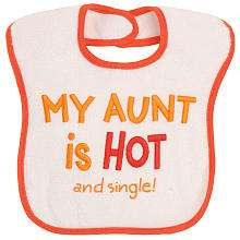 Baby Feeder Bib Large   My Aunt Is Hot   Babies R Us   Babies R Us