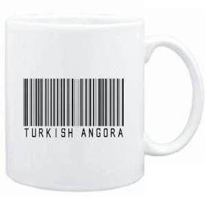 Mug White  Turkish Angora BARCODE  Cats  Sports