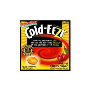 Cold Eeze Cold Drops Box Cherry 18 Health & Personal Care