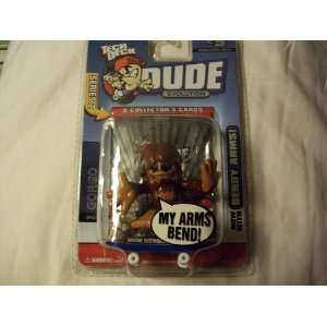 Tech Deck Dude Evolution Crew # 113 Gorgo, Series 2