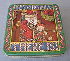 mary engelbreit yes virginia there is santa claus christmas cookie