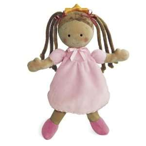 North American Bear Little Princess Doll Tan Toys & Games
