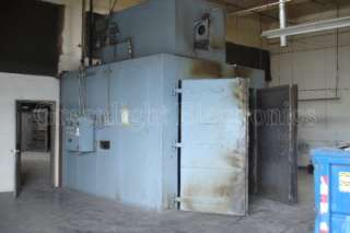Paint Batch Oven / Powder Coating Oven 13L x 11W x 14H