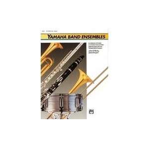 Alfred Publishing 00 5258 Yamaha Band Ensembles, Book 2