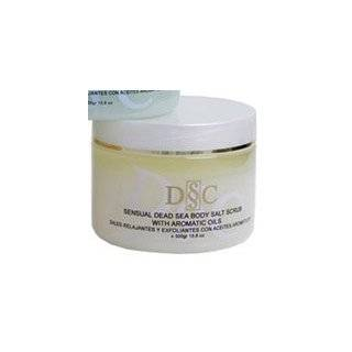 Dead Sea Spa Products Dry Dead Sea Salt Scrub  32 Oz Jar