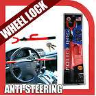 Antitheft Steering Wheel Lock Car Locking Auto Boat Truck Device