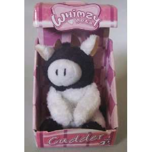 Whimzy Pets Series 1   Cuddler (Cow): Toys & Games