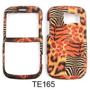 Pantech Link Giraffe/Leopard/Tiger/Zebra Print Hard Case