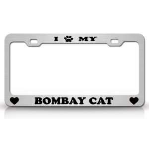 I PAW MY BOMBAY Cat Pet Animal High Quality STEEL /METAL