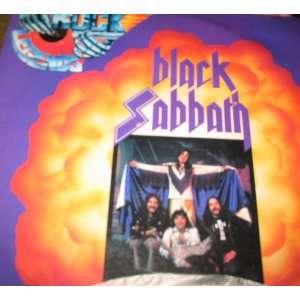 Black Sabbath Rock Legends Lp Australia 1978 Black Sabbath Music
