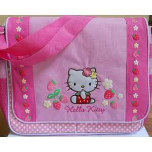 Hello Kitty Multi functional Diaper Tote Bag   Pink Baby