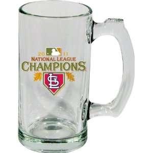 St. Louis Cardinals 2011 National League Champions 13 oz Logo Sports