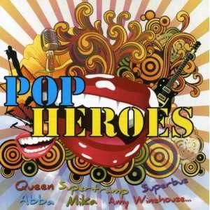 Pop Heroes Pop Heroes Music