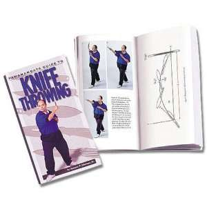 Professional Guide to Knife Throwing Book  Sports