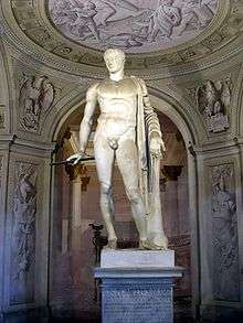 military and political leader of the late roman republic
