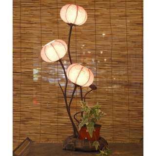 Shade Lantern Home Decor Table Uplight Restaurant Accent Lamp