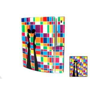 Bundle Monster Vinyl Skins Accessory For Sony Playstation PS3