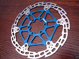 Floating Disc Rotor (183mm) 6 Bolt (NEW) BLUE 5055530904767