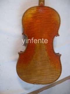 Old 4/4 New Violin Concert Sound Hand Carve Solid wood master work