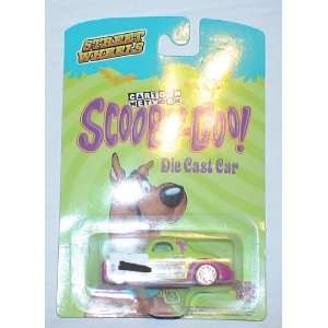 Street Wheels Scooby Doo Witch Doctor Die Cast Car
