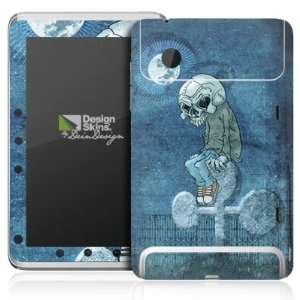 Design Skins for HTC Flyer   Pokerskull Design Folie
